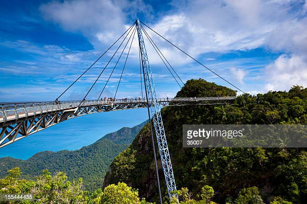 sky bridge scenic view