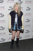 Sky Ferreira attends the 'On The Road' New York Premiere at SVA Theater on December 13 2012 in New York City