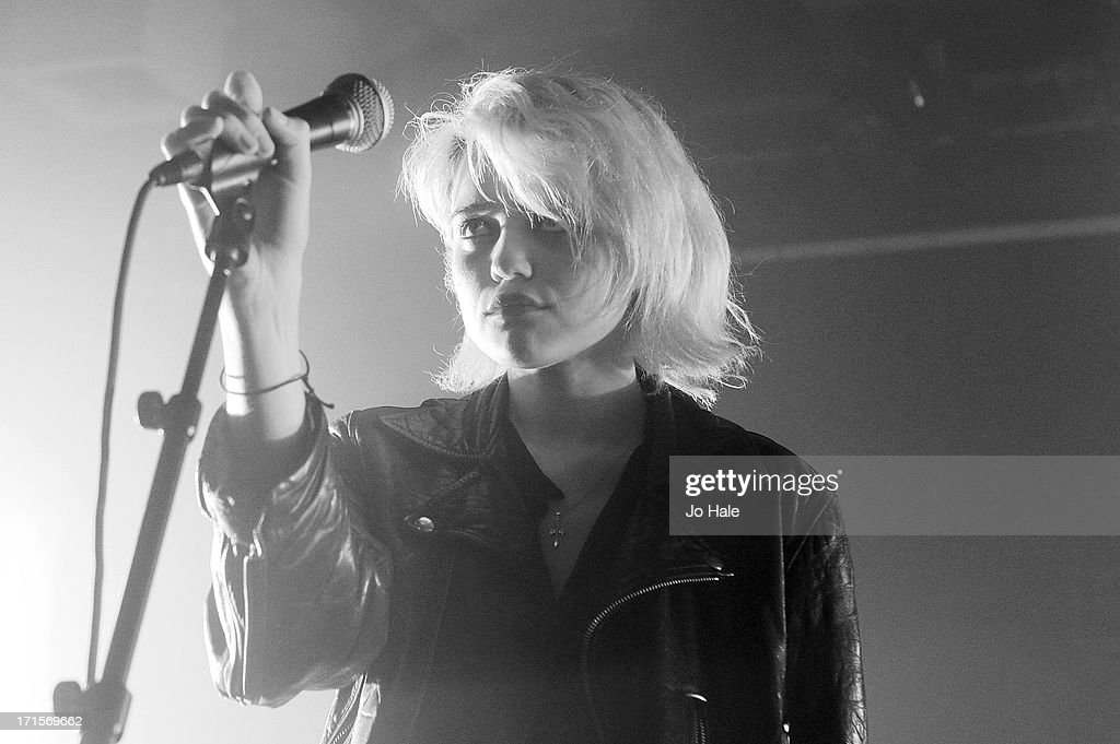 Sky Ferreira performs on stage at Scala on June 26, 2013 in London, England.