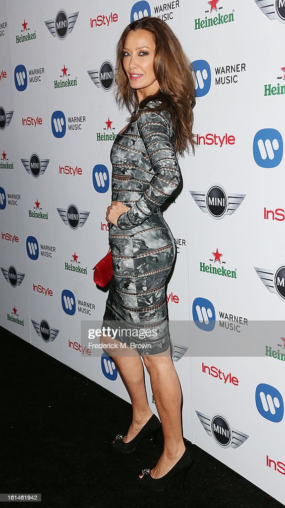 Sky Nellor attends Warner Music Group's 2013 Grammy Celebration at Chateau Marmont's Bar Marmont on February 10, 2013 in Hollywood, California.
