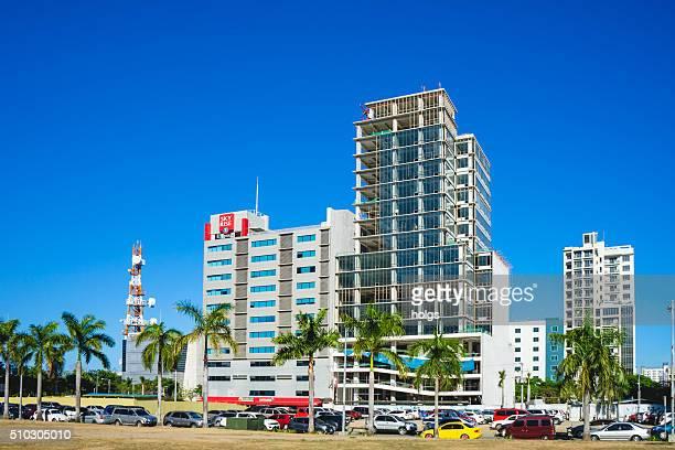Sky Rise building in Cebu, Philippines