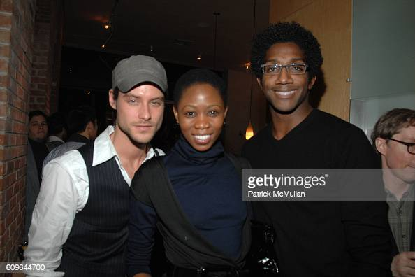Sky Sheridan Camilla Barungi and Liron Prioleau attend Christmas Shopping Celebration For BIANCA PRATTS Jewelry Collection GLAMOUR GIRLS Hosted By ED...