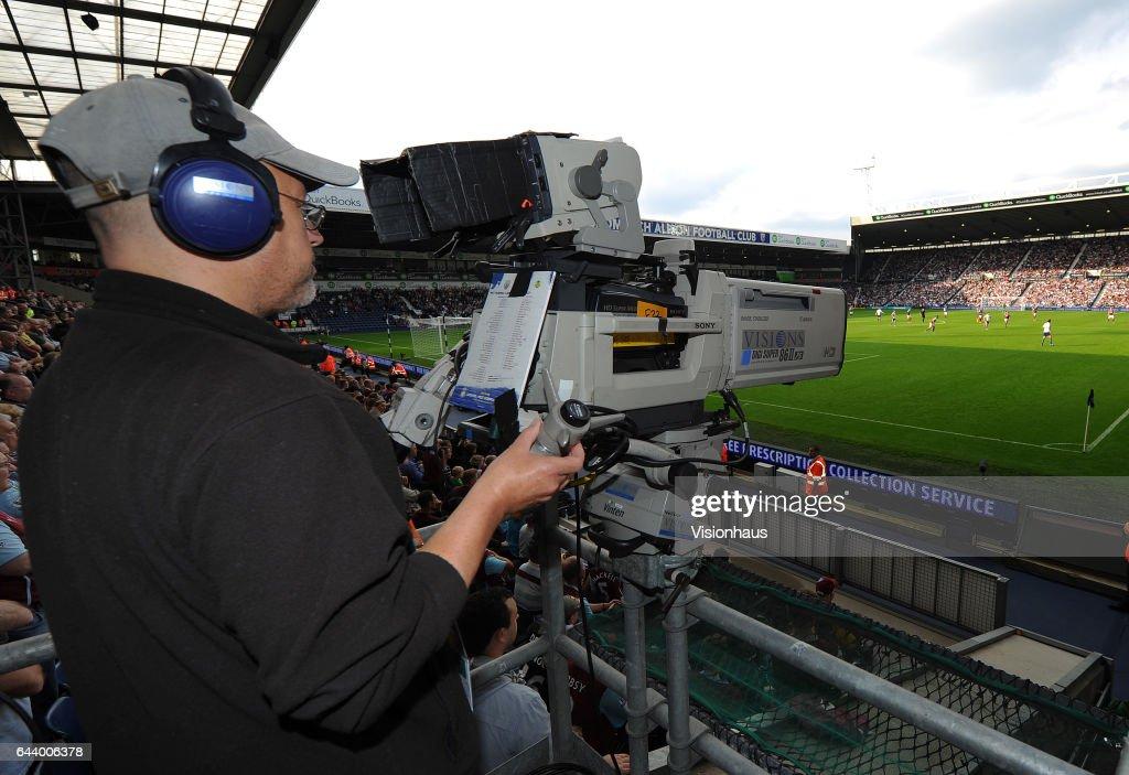 Soccer - Barclays Premier League - West Bromwich Albion vs. Burnley : News Photo