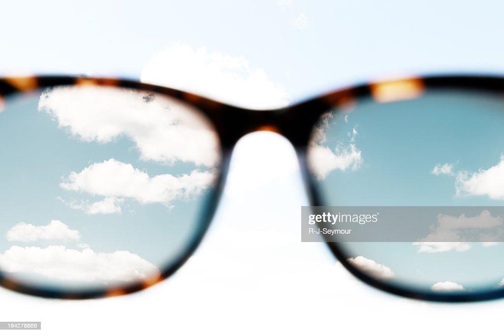 Sky through Sunglasses