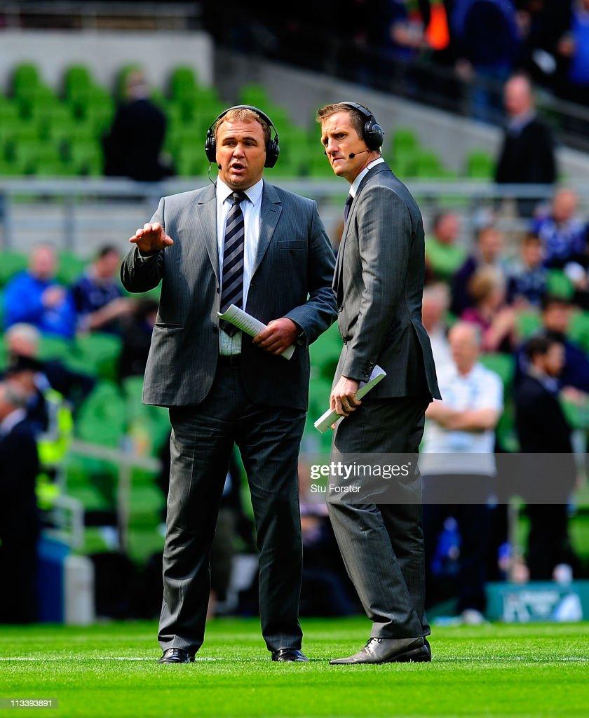 Leinster v Toulouse - Heineken Cup Semi Final