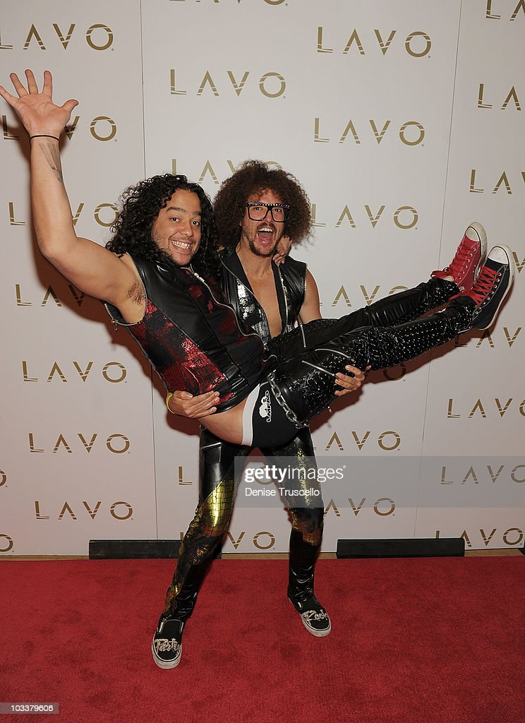 LAVO Las Vegas 2 year Anniversary Weekend Celebration - Day 1