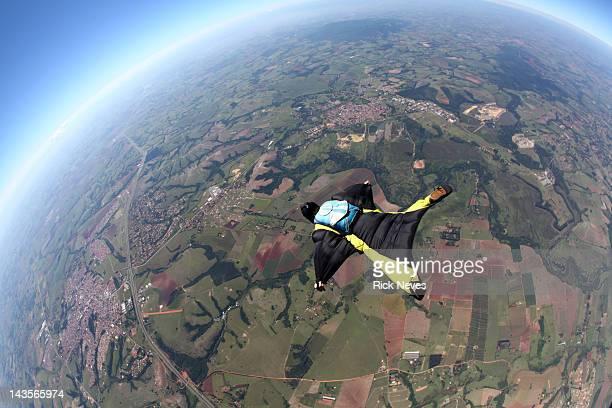 Skydive wingsuit