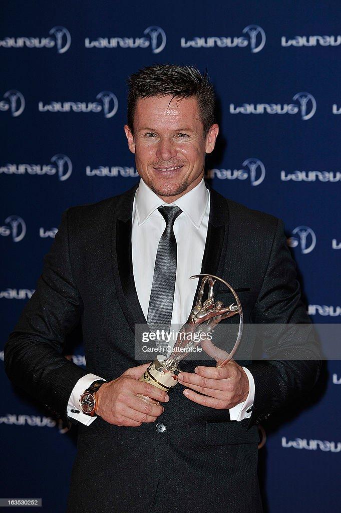Winners Press Conferences & Photocall - 2013 Laureus World Sports Awards