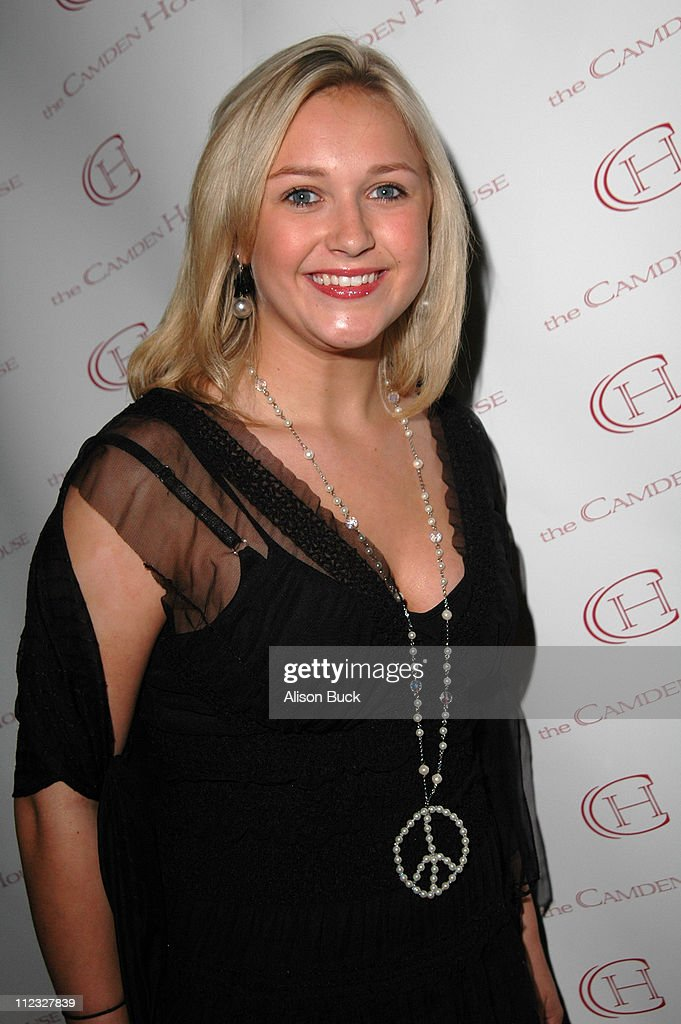 Skye McCole Bartusiak during Camden House Presents 30 Under 30 April 20 2006 at Camden House in Los Angeles California United States