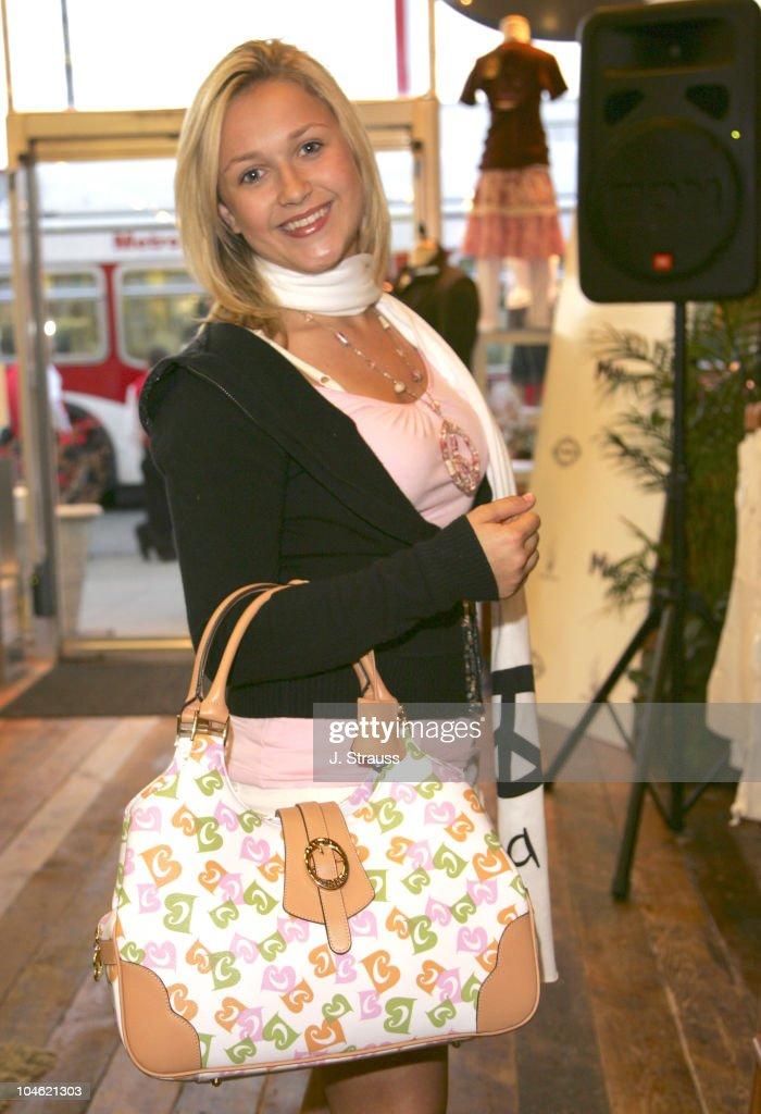 Skye McCole Bartusiak during Monarchy Launch at M Fredric April 18 2006 at MFredric in Studio City California United States