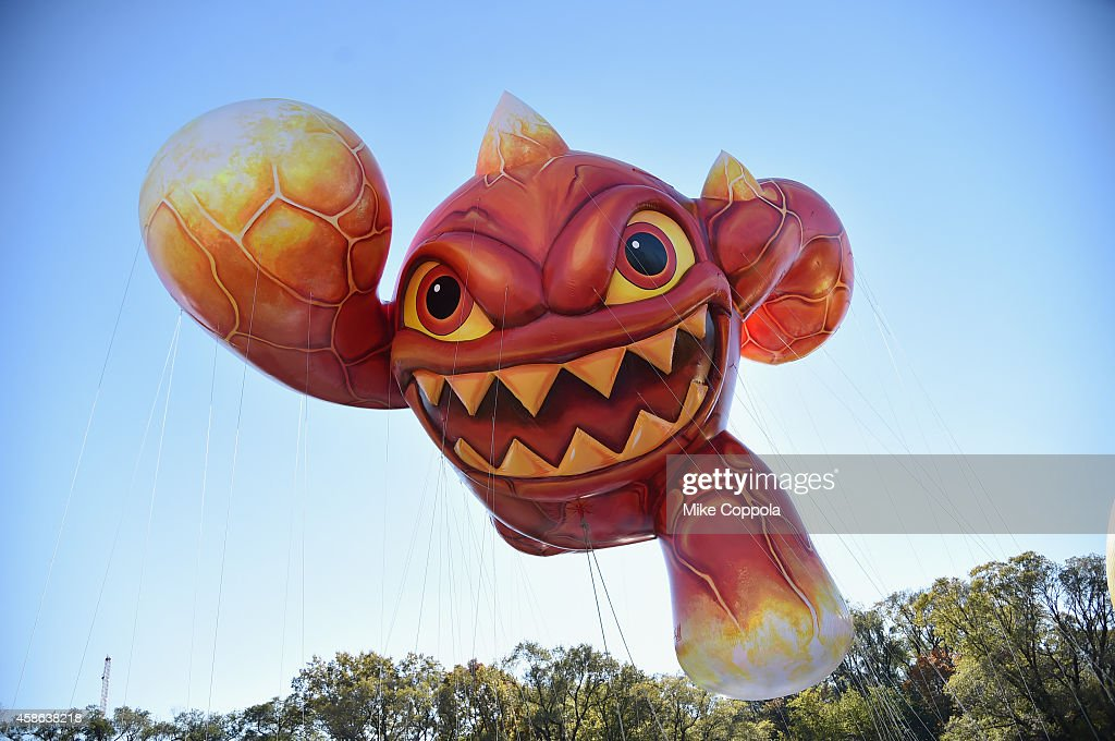 Skylanders® the popular kids video game that brings physical toys to life is taking flight in the 88th Annual Macy's Thanksgiving Day Parade for the...