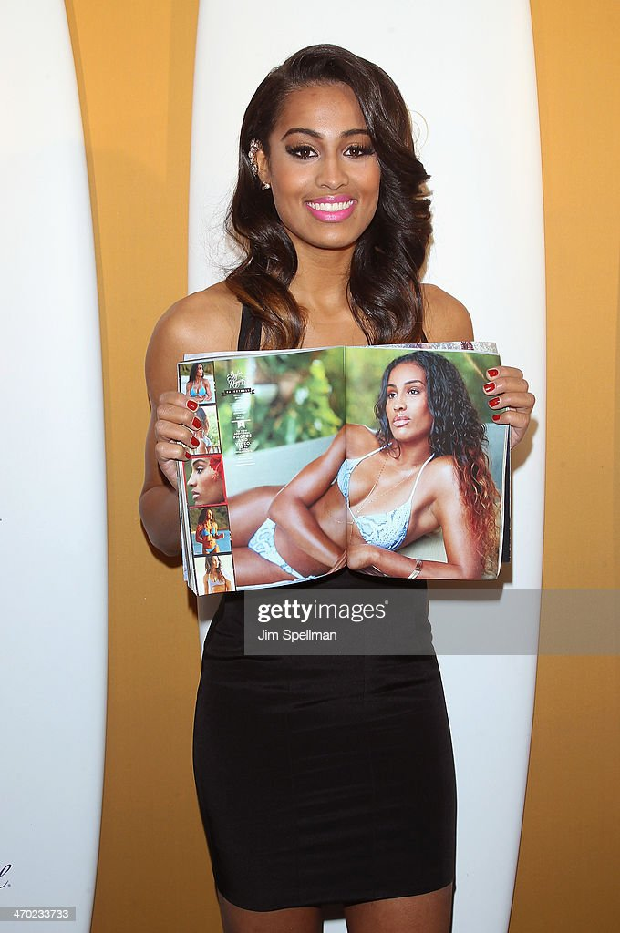 <a gi-track='captionPersonalityLinkClicked' href=/galleries/search?phrase=Skylar+Diggins&family=editorial&specificpeople=5791961 ng-click='$event.stopPropagation()'>Skylar Diggins</a> attends the Sports Illustrated Swimsuit 50th Anniversary Party at Swimsuit Beach House on February 18, 2014 in New York City.