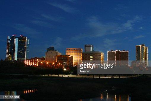 Skyline - Fort Worth