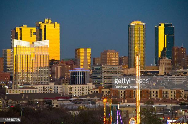 Skyline, Fort Worth, TX