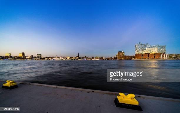 Skyline von Hamburg