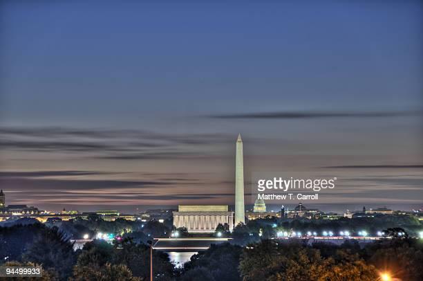 DC Skyline HDR