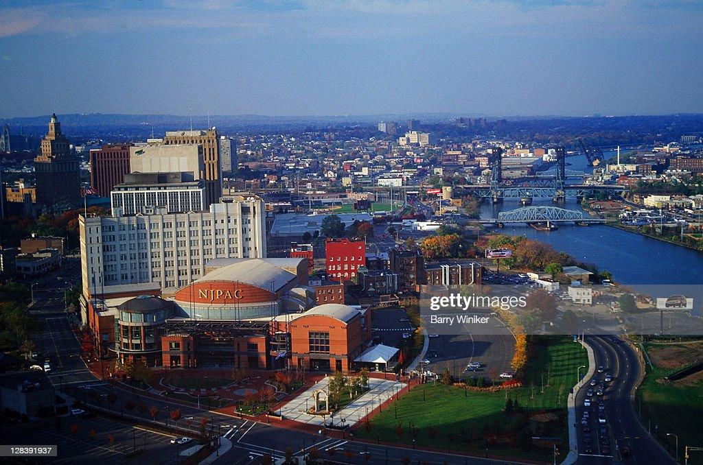 Skyline, Newark, NJ : Stock Photo
