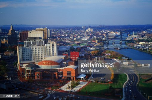 Skyline, Newark, NJ : Stock Photo