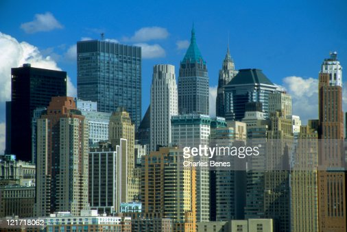 NYC skyline, NYC, NY : Photo