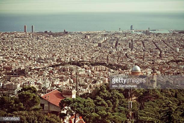 Skyline of Barcelona 1