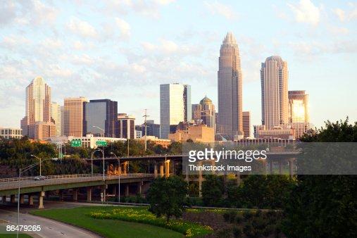 Skyline of Charlotte, North Carolina