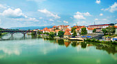 Maribor city is one of most important city in Slovenia