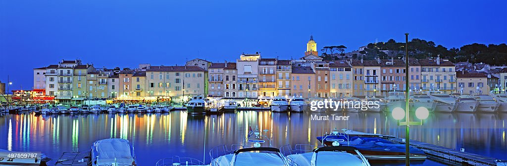 Skyline of ST. Tropez Skyline of St. Tropez