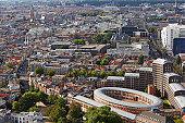Skyline of the Hague (Den Haag)