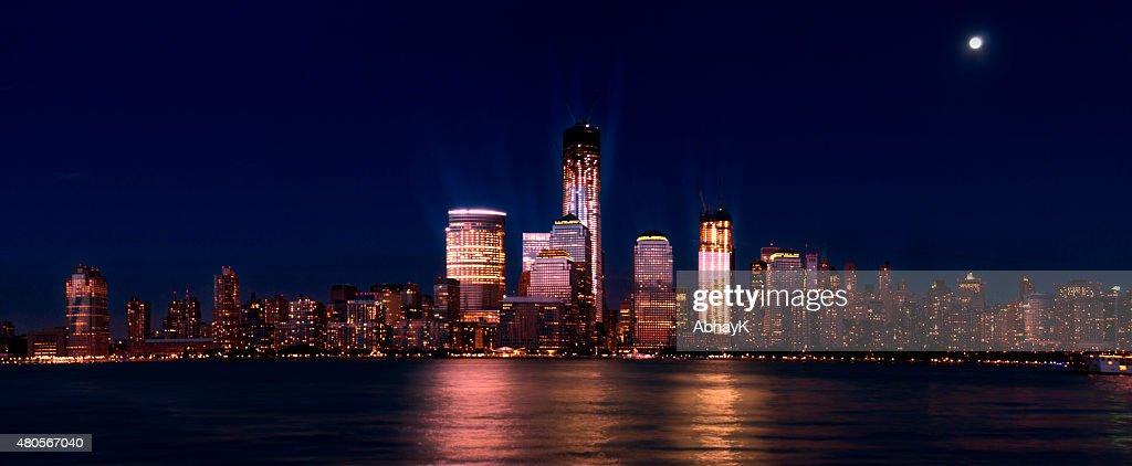 NYC Skyline : Stock Photo