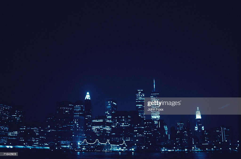 skyline : Stock Photo