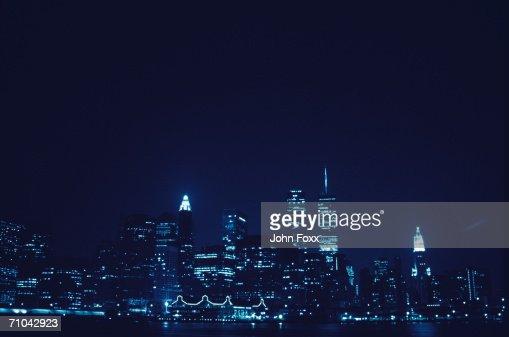 skyline : Stock Photo