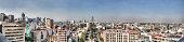Skyline View of Mexico City