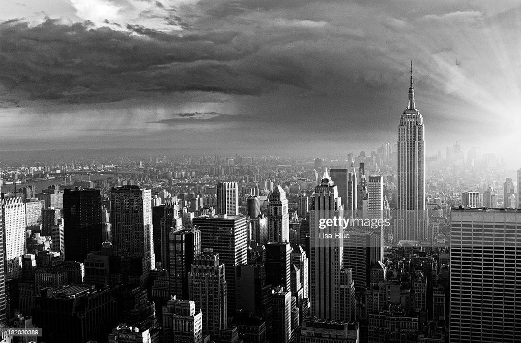 'Skyline,NYC.'