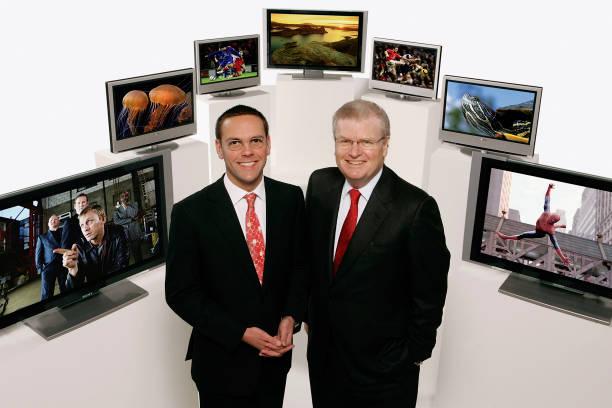 Sky And Sony Announce High Definition Tv Marketing Agreement Photos