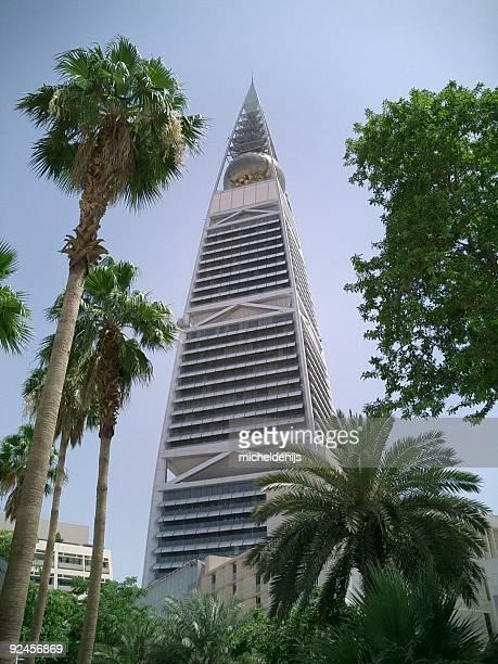 Skyscraper at Riyadh Saudi Arabia