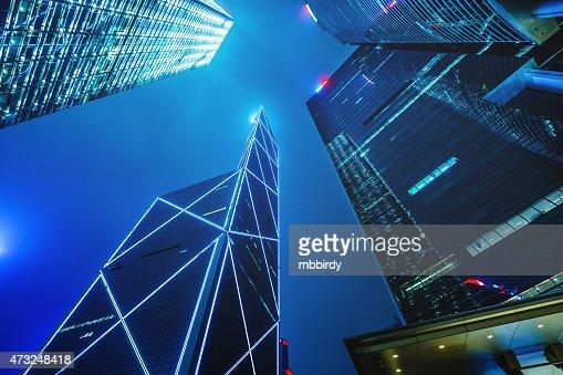 Skyscraper Bank of China (Hong Kong) Limited, BOCHK