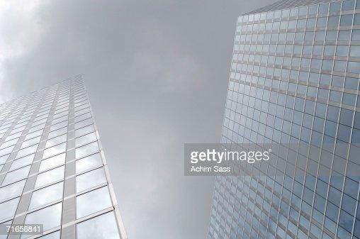 Skyscraper, low angle view : Stock Photo