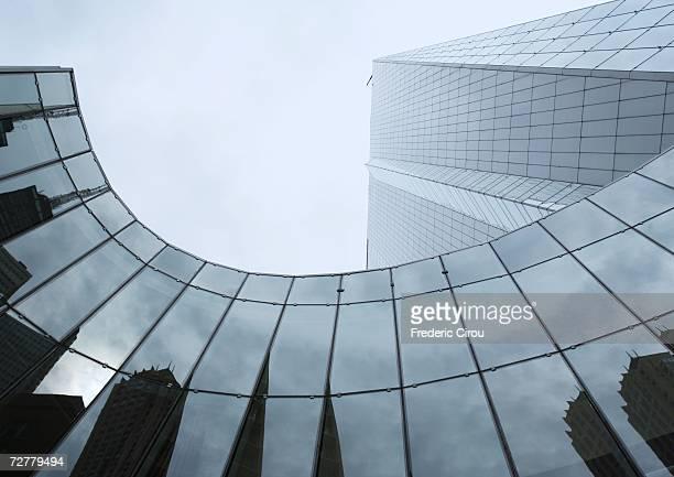 Skyscraper, low angle view
