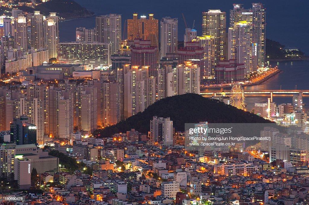 Skyscraper of Busan