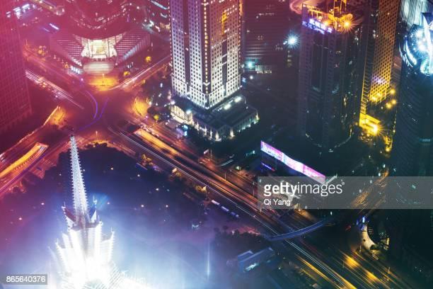Skyscraper, Shanghai, China