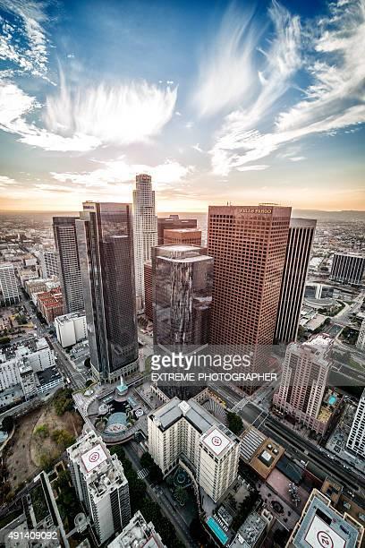 Wolkenkratzer in Los Angeles