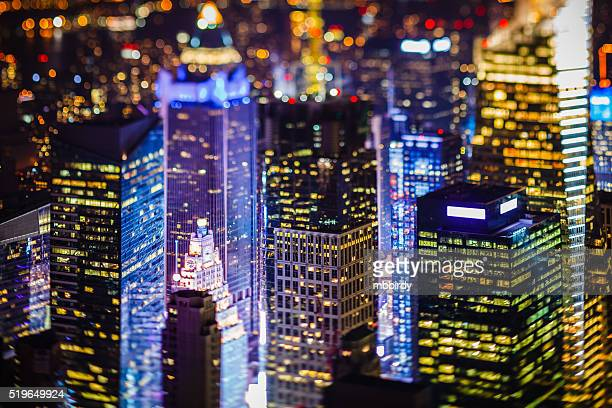 Skyscrapers in New York City, Midtown Manhattan, USA