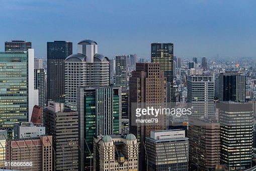 Skyscrapers : Stock Photo