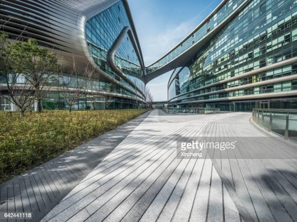 skysoho, Urban architecture