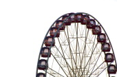 Skyview Observation Wheel 46 m high with 36 airconditioned gondolas Fremantle Western Australia