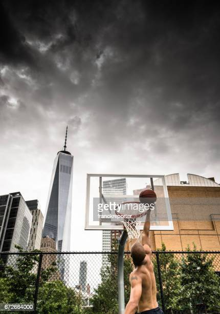 slam dunk in new york city