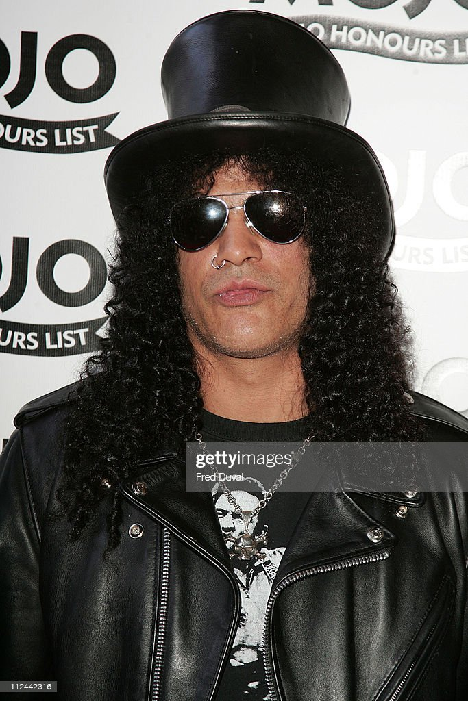 Slash during MOJO Honours List 2007 - Arrivals at The Brewery in London, Great Britain.