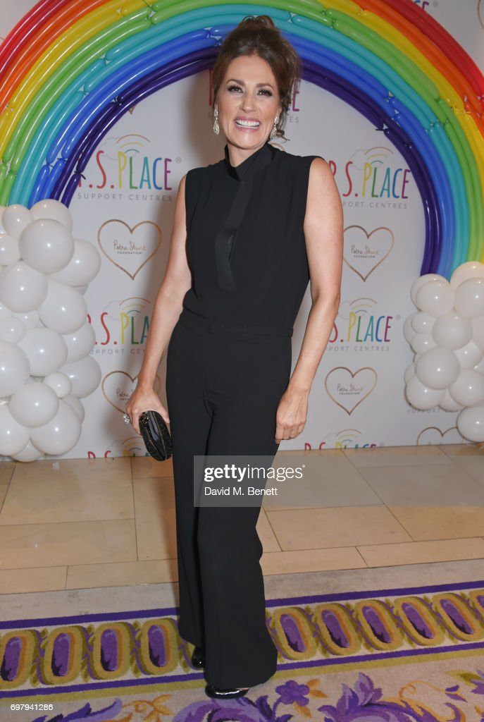 Slavica Ecclestone attends the inaugural fundraising dinner for The Petra Stunt Foundation in aid of PS Place at the Corinthia Hotel London on June 19, 2017 in London, England.