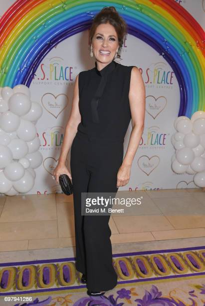 Slavica Ecclestone attends the inaugural fundraising dinner for The Petra Stunt Foundation in aid of PS Place at the Corinthia Hotel London on June...