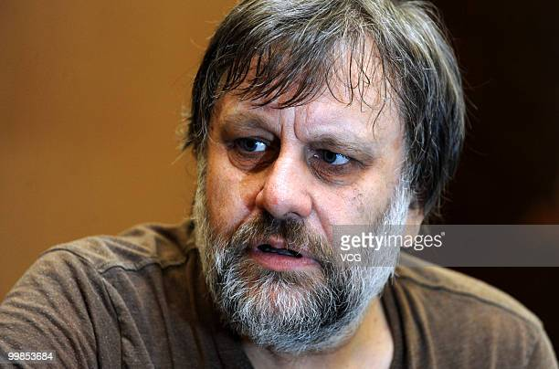 Slavoj Zizek a Slovenian continental philosopher and critical theorist working in the traditions of Hegelianism Marxism and Lacanian psychoanalysis...